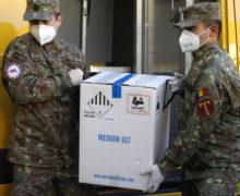 ВРумынию доставили новую партию вакцины откоронавируса