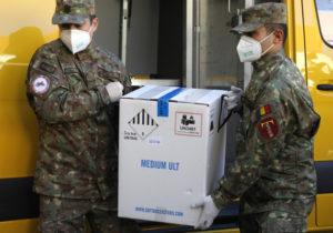 Încă aproape 96 000 doze de vaccin au fost aduse în România. Câți români au fost vaccinați până acum?