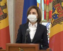 Președintele Maia Sandu prezintă rezultatele vizitei oficiale la Kiev (LIVE)