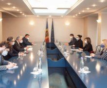 Майя Санду встретилась соспецпредставителем ОБСЕ поприднестровскому урегулированию. Что они обсудили?