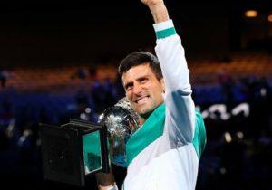 Novak Djokovic a câștigat Australian Open după o finală cu Daniil Medvedev