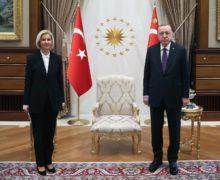 Башкан Гагаузии обсудила спрезидентом Турции поставку вМолдову вакцины откоронавируса