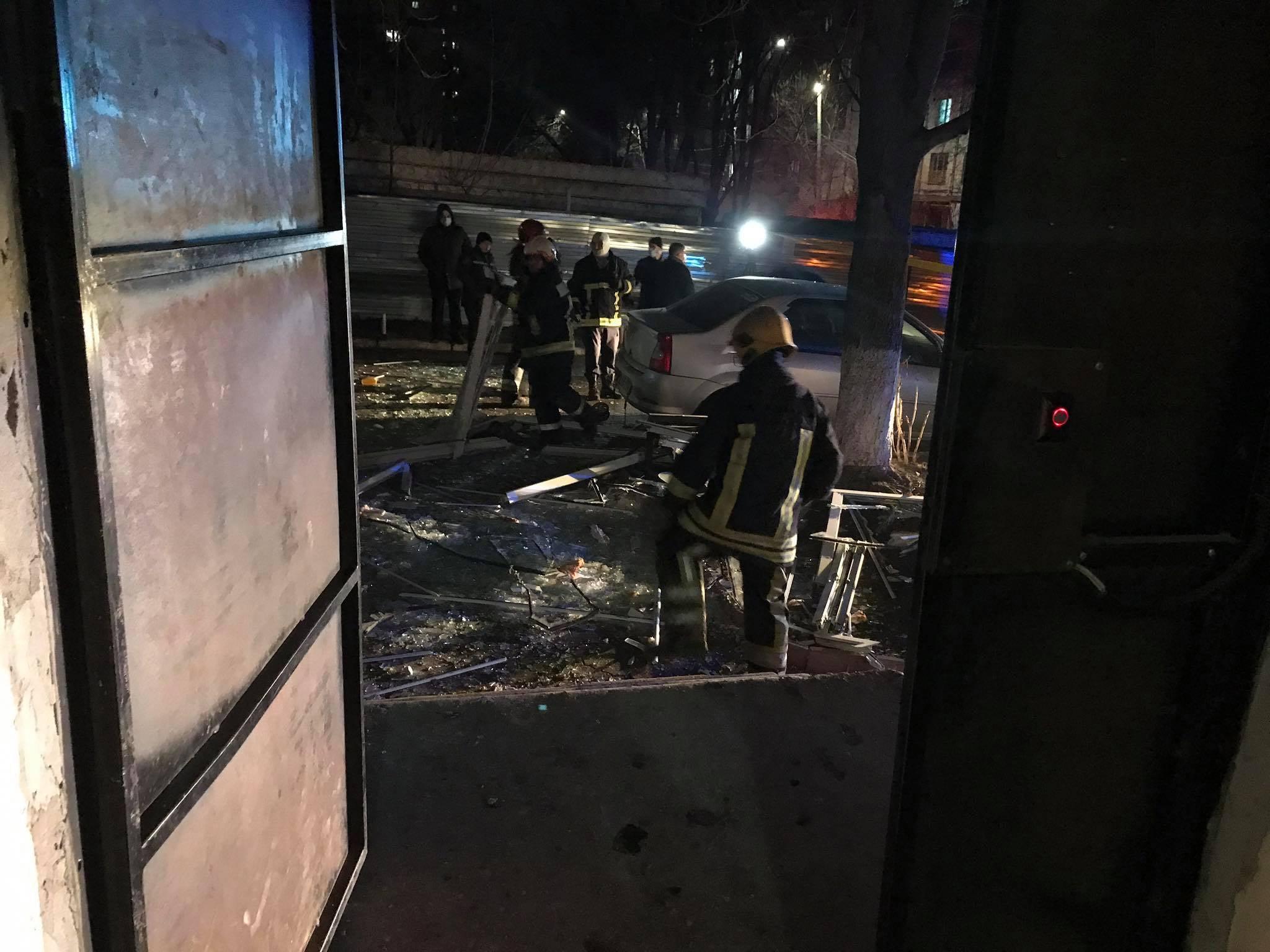 В Кишиневе произошел взрыв. Женщину и двоих детей госпитализировали (ФОТО)