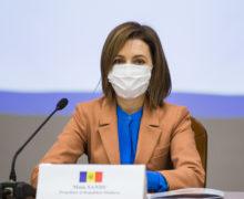 Санду обсудила ситуацию вМолдове спредставителями американских властей иГерманского фонда Маршалла США