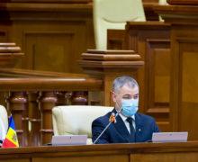 """""""Se aduc prejudicii pluralismului politic"""". Țîcu va depune o cerere la Ministerul Justiției pentru limitarea activității Partidului Șor"""