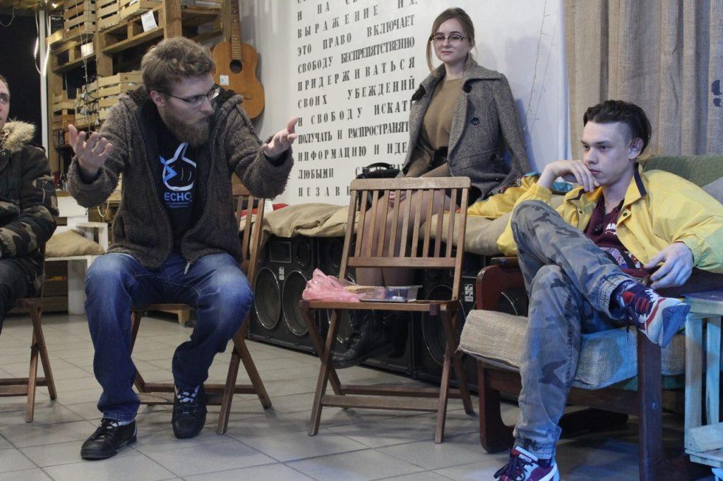 «Мырассуждали, что нам заэто будет». Как вПриднестровье закрылось последнее «место свободы». Истории Клуба «№19»