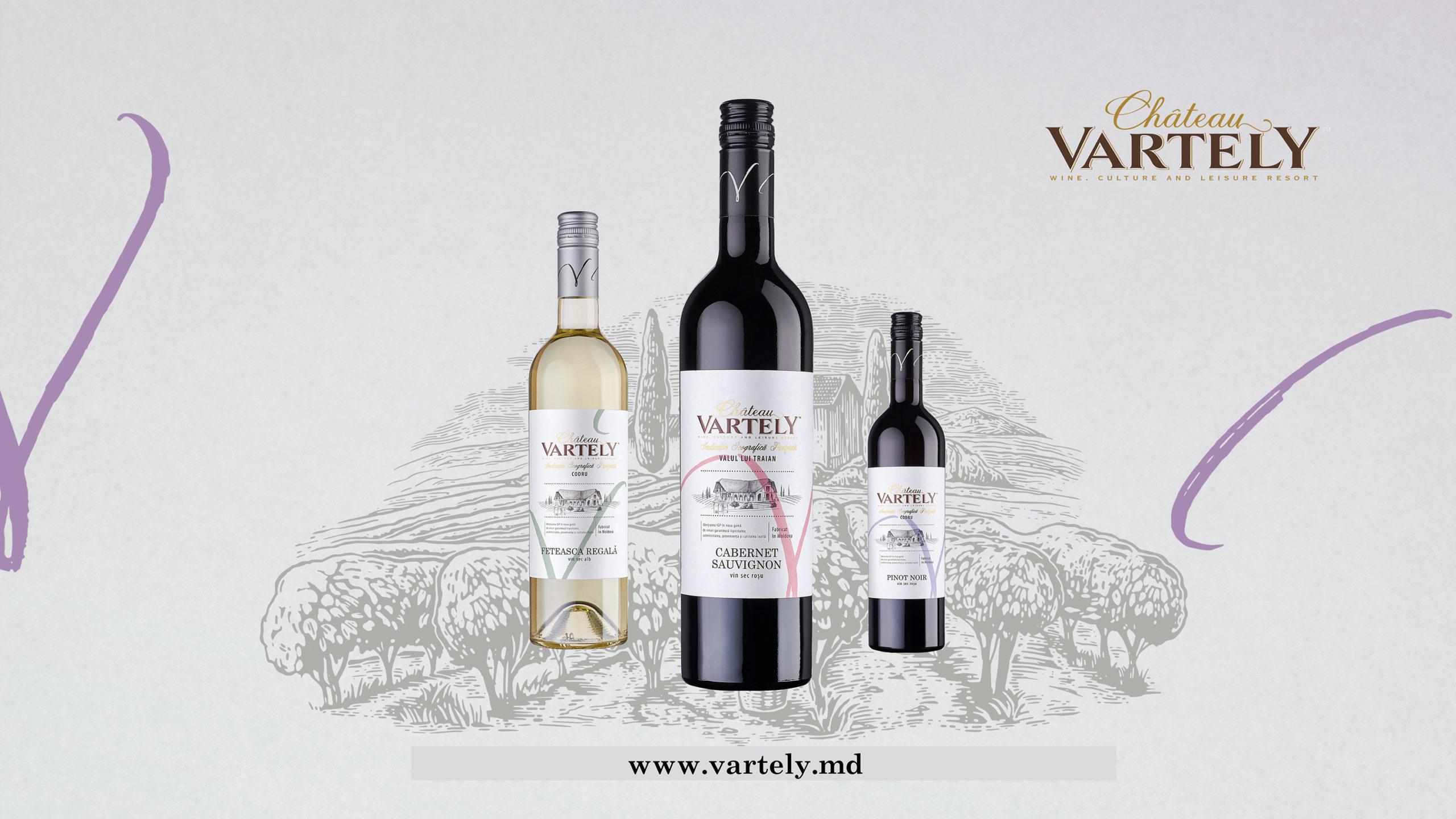 Chateau Vartely презентует новую коллекцию вин с защищенным географическим указанием (IGP/ЗГУ)