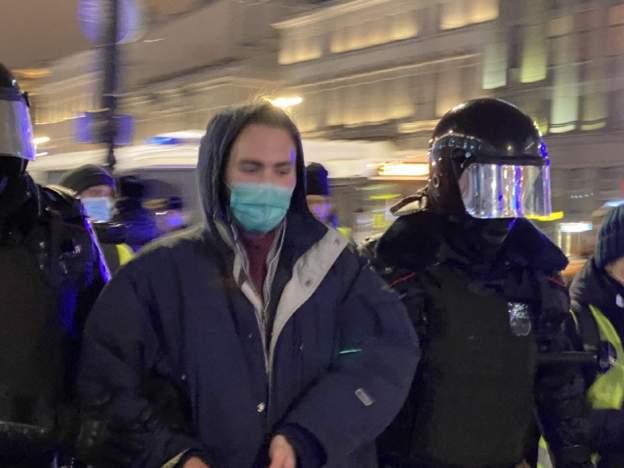 Proteste în Rusia, după condamnarea lui Aleksei Navalnîi. Peste 1 000 de manifestanți arestați