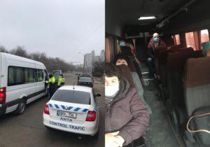 Cum sunt respectate măsurile anti-Covid în transportul public? ANTA desfășoară verificări