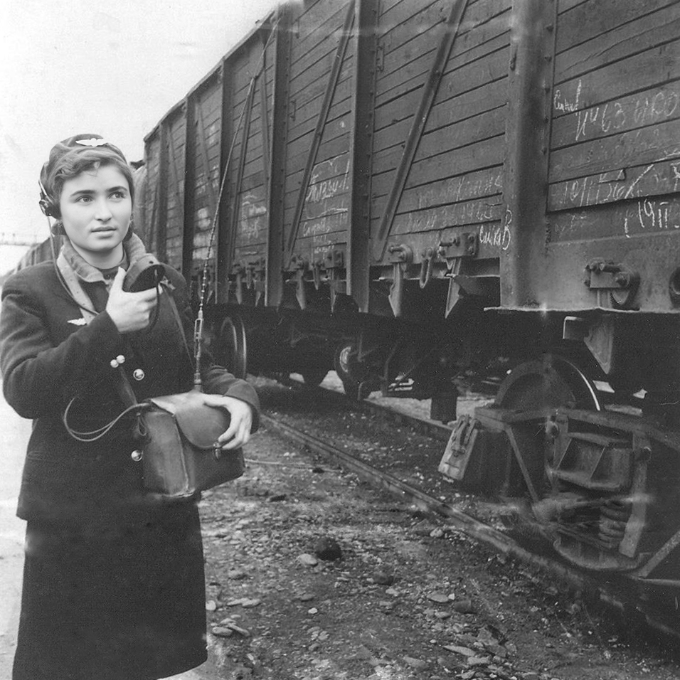 Cum era calea ferată din Moldova în secolul XX. 11 fotografii de arhivă