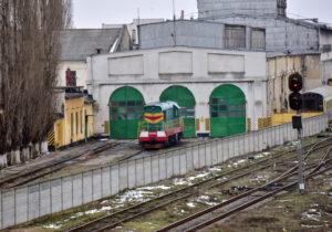 ВМолдове железнодорожников снова отправили втехпростой