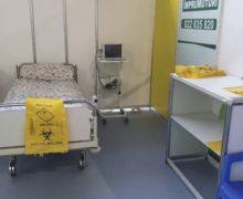 ВКишиневе подготовили еще 110 коек для больных коронавирусом