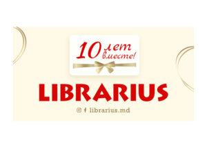 Librarius: За 10 лет мы создали 1001 эмоцию для всех поколений