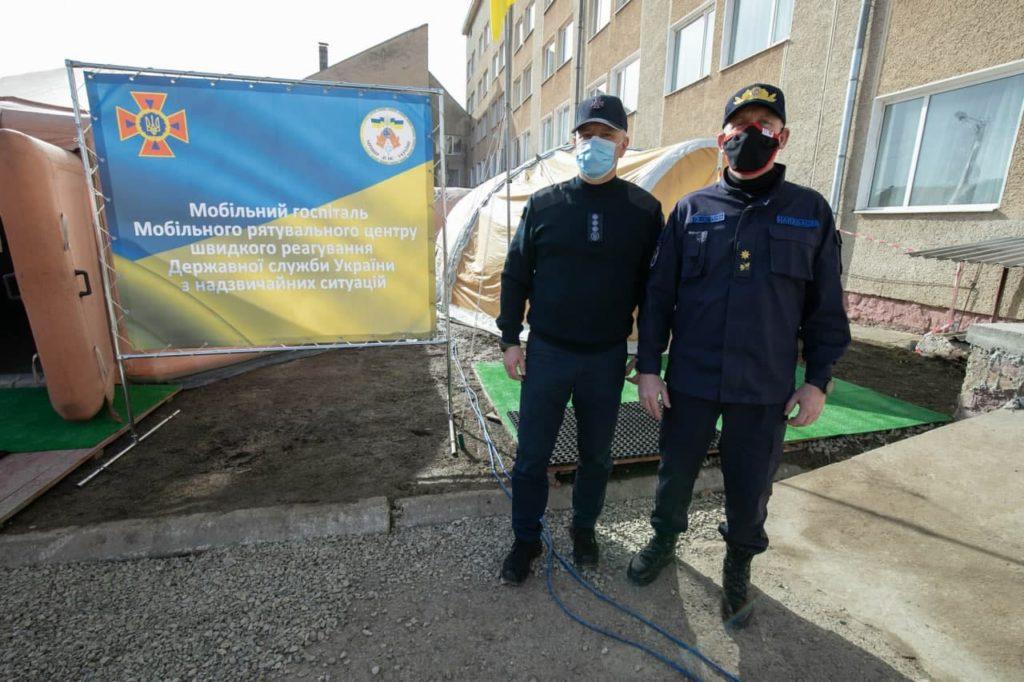 În Moldova ar putea apărea spitale mobile? Șeful IGSU a efectuat o vizită de informare în Ucraina (VIDEO)