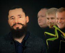 Молдавская рулетка, Самка богомола и Додон, которого съели. Политические итоги недели Евгения Шоларя (ВИДЕО)