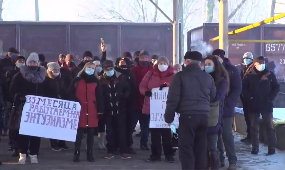 Часть сотрудников Окницкого узла «Железной дороги Молдовы» получили  зарплату за ноябрь - NewsMaker