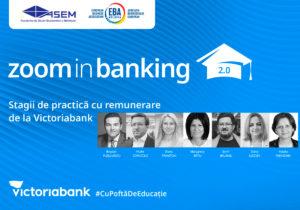 Totalizările programului Zoom in banking 2.0 de la Victoriabank