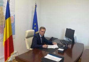 ВРумынии назначили нового госсекретаря департамента отношений сМолдовой
