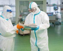 В Молдове за сутки коронавирус выявили у 618 человек
