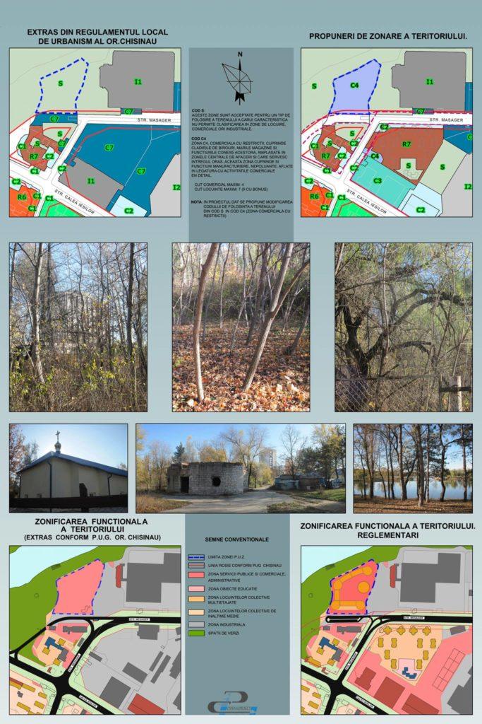 «Это не парк». У парка La izvor в Кишиневе хотят построить жилой комплекс. Это надо видеть (ОБНОВЛЕНО)