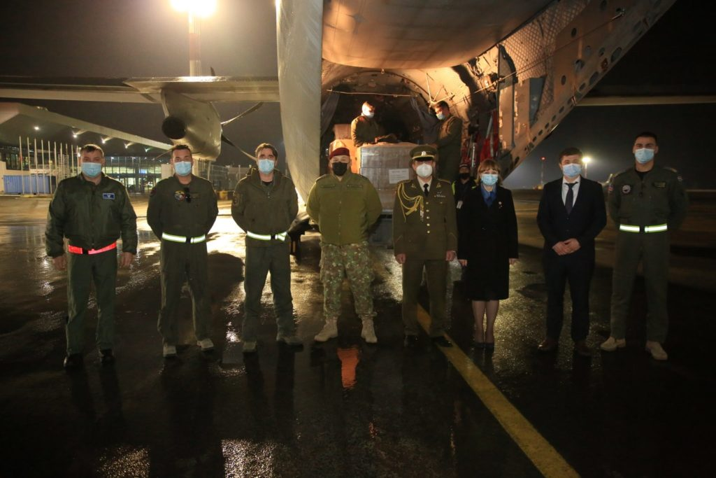 Donația în valoare de $190 mii din partea NATO a ajuns în Moldova (FOTO)