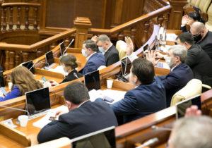 Парламент собрался на первое заседание после решения КС о его роспуске. Онлайн трансляция (ВИДЕО)