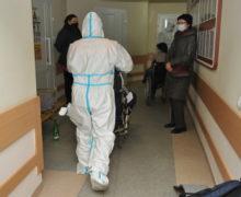 В Молдове за сутки коронавирус выявили у 689 человек