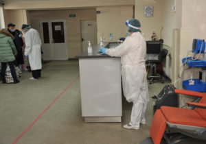 Еще одна больница в Кишиневе перестанет принимать пациентов с коронавирусом