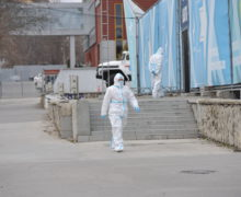 В Молдове выявили еще 484 случая коронавируса. Умерли еще 9 больных COVID-19