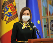 Президент Майя Санду комментирует решениеКС ороспуске парламента (LIVE)