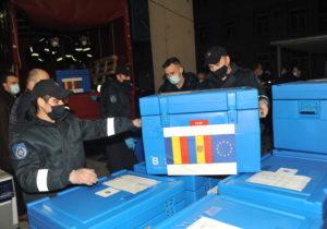 România va dona Republicii Moldova peste 100 de mii de doze de vaccin Pfizer
