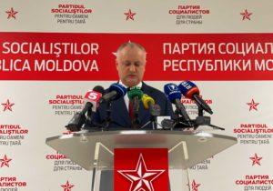 «Президент может снова стать декоративной фигурой, как это было до 2016 года». Игорь Додон призывает Санду к диалогу