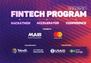 MAIB приглашает молдавские стартапы присоединиться к программе Вертикаль «Финтех-2021»
