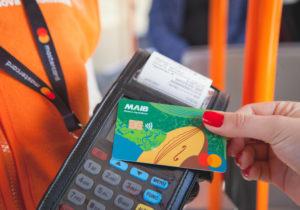 Примэрия Кишинева, Mastercard и Moldova Agroindbank начинают внедрять бесконтактную оплату в транспорте Кишинева