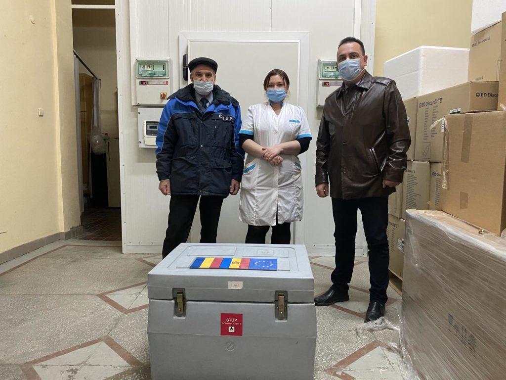 ВПриднестровье прибыла партия вакцины против коронавируса. Как там будет проходить вакцинация