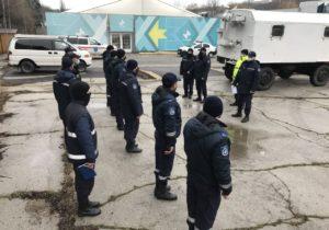 ВКишиневе рядом сЦентром COVID-19 будут дежурить пожарные испасатели (ФОТО)