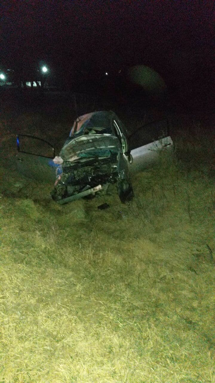 Вблизи Яловен произошла авария. Один человек погиб (ФОТО)