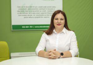 """Rodica Cearca: """"Copiii implicați de mici în gestionarea cheltuielilor familiei, cresc adulți informați și responsabili"""""""