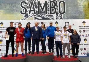 Sportivii moldoveni au cucerit două medalii de bronz la Cupa Mondială de sambo