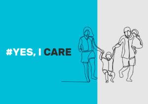 Proiectul #Yes, I Care – să le reamintim tuturor despre ce e cu adevărat important