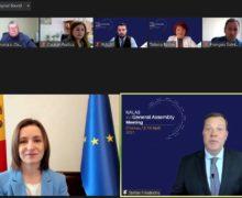 Молдова стала председателем сети ассоциаций местных властей Юго-Восточной Европы
