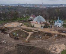 """""""Lucrările sunt în toi"""". Un scuar în memoria victimelor catastrofei de la Cernobîl va fi amenajat în capitală"""