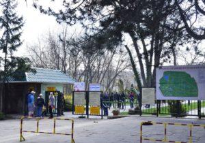 Două intrări noi pentru public vor fi amenajate în parcul Dendrariu. Ce lucrări mai sunt planificate