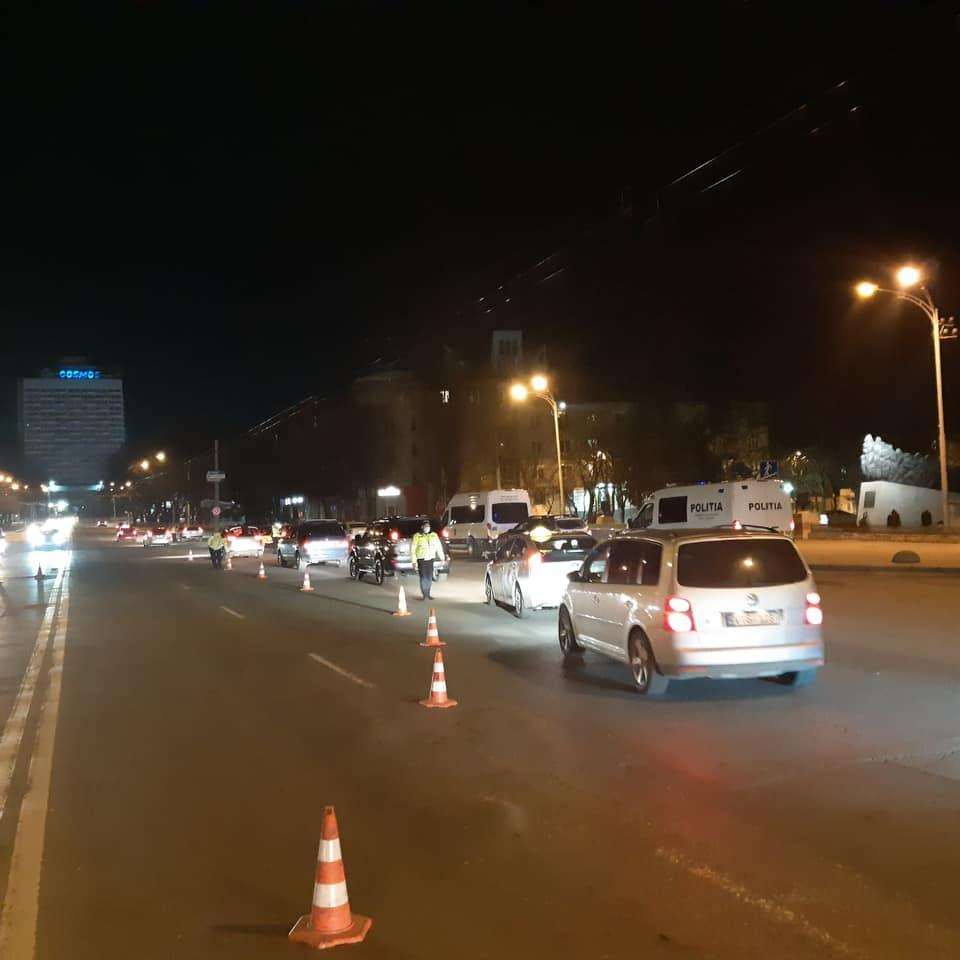 Șase șoferi, prinși în stare de ebrietate la volan. Ce încălcări au mai depistat inspectorii de patrulare (FOTO)