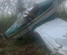 Un avion de mici dimensiuni s-a prăbușit în apropiere de Vadu lui Vodă. Precizările IGSU