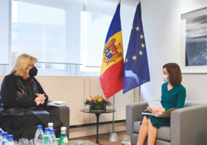 Санду обсудила скомиссаром Совета Европы поправам человека ратификацию Стамбульской конвенции
