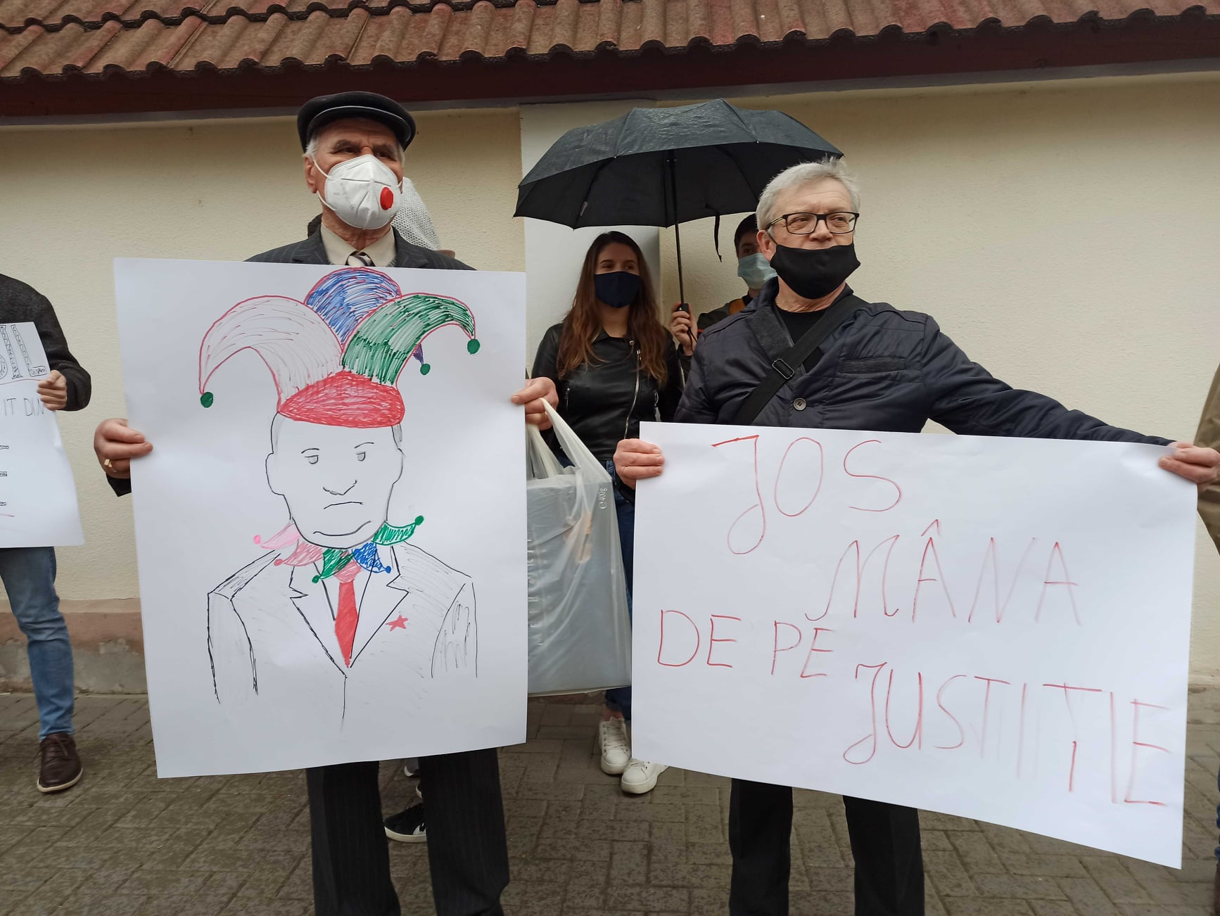 Протест у здания Конституционного суда. Стрим NM