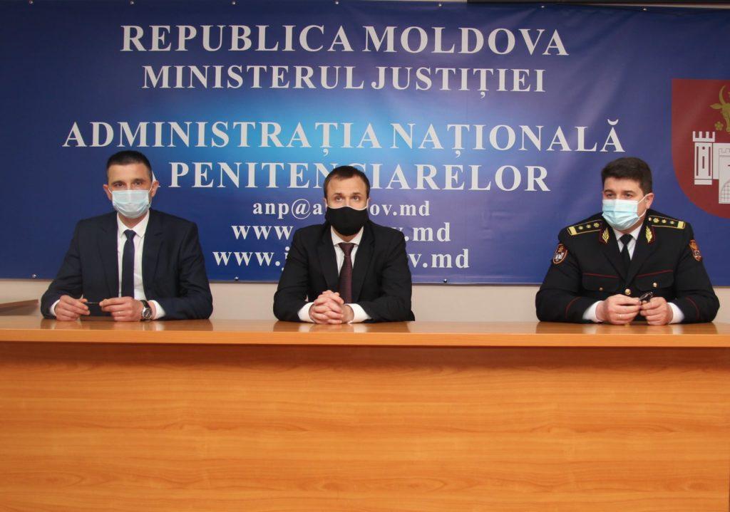 Administrația Națională a Penitenciarelor are un nou director (FOTO)