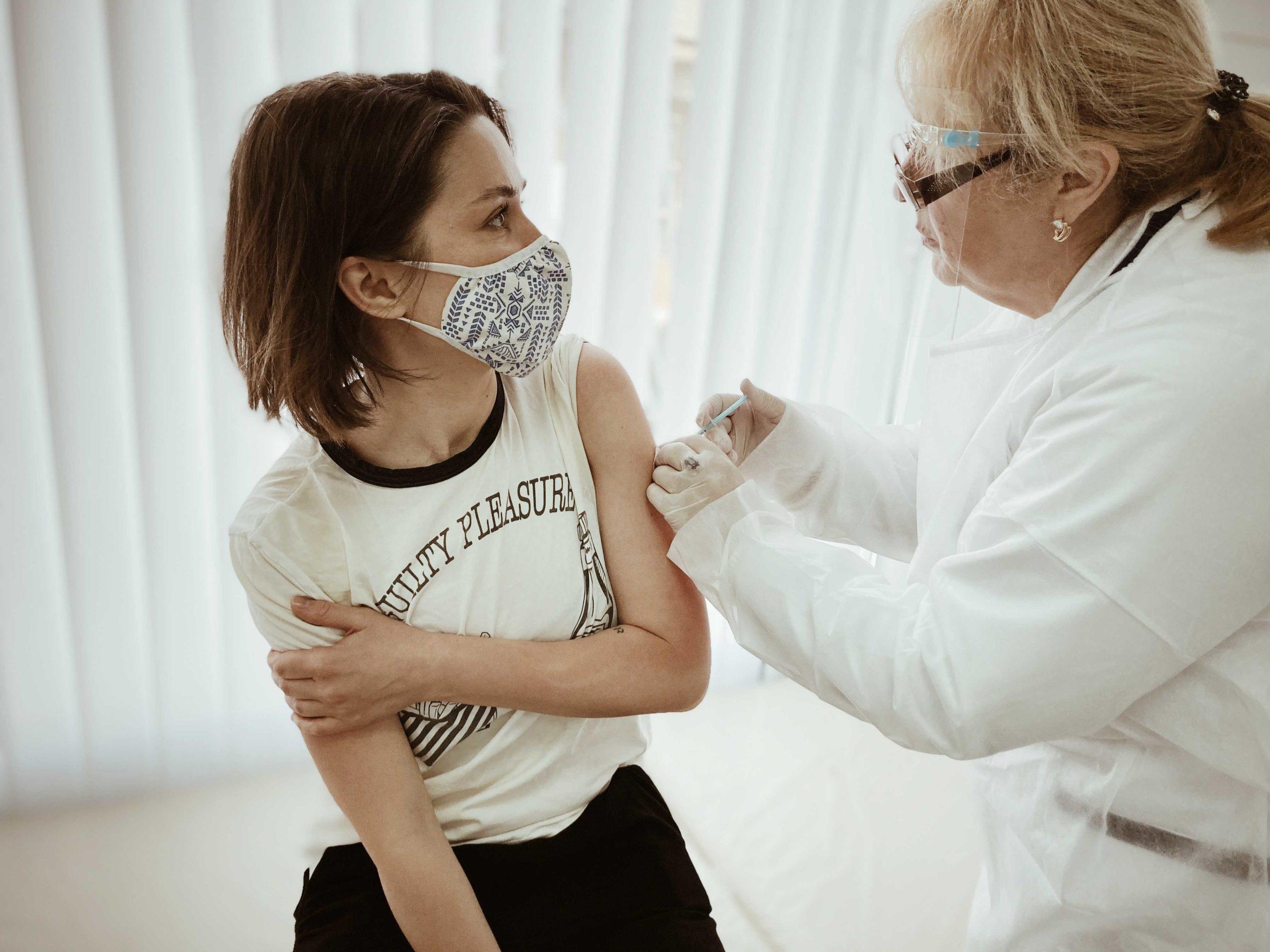 O parte din echipa NewsMaker a fost vaccinată împotriva COVID-19