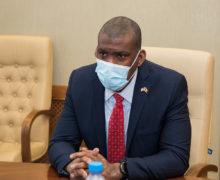 Ambasadorul SUA și guvernatorul BNM au avut o întrevedere. Despre ce au discutat
